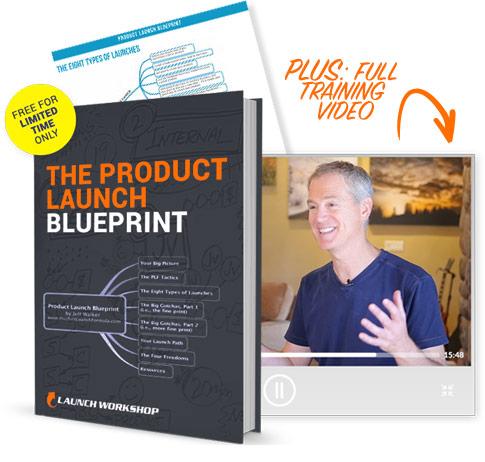 Product Launch Formula Blueprint